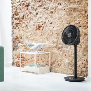 Duux Whisper Flex Smart – Zo slim was een ventilator nog nooit